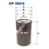Filtron OP580/6 Filron olajszűrő
