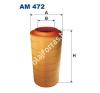 Filtron AM472 Filtron levegőszűrő levegőszűrő