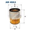 Filtron AM468/4 Filtron levegőszűrő
