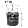 Filtron OP628 Filron olajszűrő