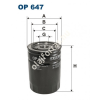 Filtron OP647 Filron olajszűrő