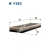 Filtron K1153 Filtron pollenszűrő