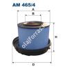 Filtron AM465/4 Filtron levegőszűrő
