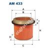 Filtron AM433 Filtron levegőszűrő