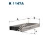 Filtron K1147A Filtron pollenszűrő
