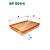 Filtron AP004/4 Filtron levegőszűrő