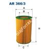 Filtron AR366/3 Filtron levegőszűrő