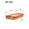 Filtron AP184 Filtron levegőszűrő