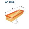 Filtron AP130/8 Filtron levegőszűrő
