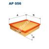 Filtron AP056 Filtron levegőszűrő