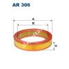 Filtron AR306 Filtron levegőszűrő