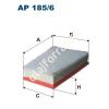 Filtron AP185/6 Filtron levegőszűrő