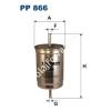 Filtron PP866 Filtron üzemanyagszűrő