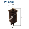 Filtron PP876/2 Filtron üzemanyagszűrő