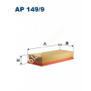 Filtron AP149/9 Filtron levegőszűrő