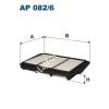 Filtron AP082/6 Filtron levegőszűrő