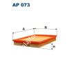 Filtron AP073 Filtron levegőszűrő