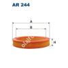 Filtron AR244 Filtron levegőszűrő