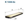 Filtron K1242-2x Filtron pollenszűrő