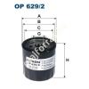 Filtron OP629/2 Filron olajszűrő