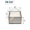 Filtron PK937 Filtron üzemanyagszűrő