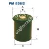 Filtron PM858/2 Filtron üzemanyagszűrő