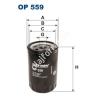 Filtron OP559 Filron olajszűrő
