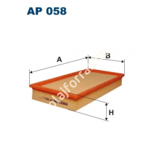 Filtron AP058 Filtron levegőszűrő levegőszűrő