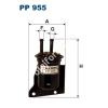 Filtron PP955 Filtron üzemanyagszűrő