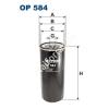Filtron OP584 Filron olajszűrő