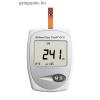 háromfunkciós vércukormérő készülék (vércukor, húgysav és koleszterin) Wellmed ET- GCU