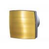 Vents Hungary Vents 150 LDATH Zárt előlappal szerelt dekor ventilátor (arany) Páraérzékelővel és Időkapcsolóval