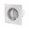 Vents Hungary Vents 150 Silenta-STHL Alacsony Zajszintű és Energiafogyasztású Ventilátor Lapos Előlappal Páraérzékelővel, Időkapcsolóval és Golyóscsapággyal