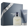 Dolce & Gabbana Light Blue Pour Homme Gift SEt ( edt 75ml + After Shave Balsam 75ml ) férfi