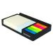 Memo doboz jegyzettömbbel, DONAU (D7484)