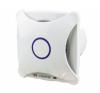 Vents Hungary Vents 150 XTH Modern Külsejű Dekoratív Ventilátor (fehér) Páraérzékelővel és Időkapcsolóval ventilátor