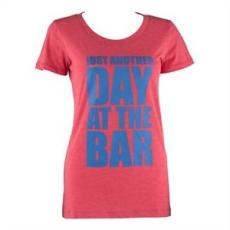 Capital Sports női edző póló, XL méret, piros