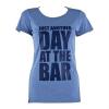 Capital Sports női edző póló, S méret, kék tricolor