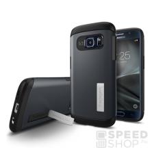 Spigen SGP Slim Armor Samsung Galaxy S7 Metal Slate hátlap tok tok és táska