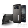 Spigen SGP Slim Armor Samsung Galaxy S7 Edge Gunmetal hátlap tok