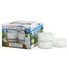 Yankee Candle Clean Cotton teamécses 12 x 9,8 g + minden rendeléshez ajándék.