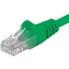 PremiumCord Patch UTP Kábel CAT6, 3m, Zöld