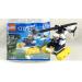 LEGO City - Mocsári rendőrségi helikopter 30311