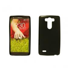 CELLECT LG G3 vékony szilikon hátlap, Fekete tok és táska