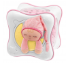 Chicco Szivárvány kocka, projektor és éjszakai fény - Pink világítás