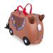 Trunki Bőrönd - Bronco, a lovacska