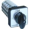 Tracon Electric Választókapcsoló, 1-0-2 - 400V, 50Hz, 160A, 2x4P, 37kW, 88x88mm, 90° TKV-1694 - Tracon