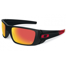 Oakley napszemüveg Fuel Cell Matte Black/ Ruby Iridium
