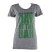 Capital Sports női edző póló, szürke, márványozott hatású, XL méret