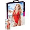 Cottelli - Beach Babe - fürdőbody (piros) (S)